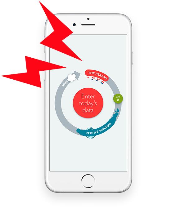 Menscykel App Gratis